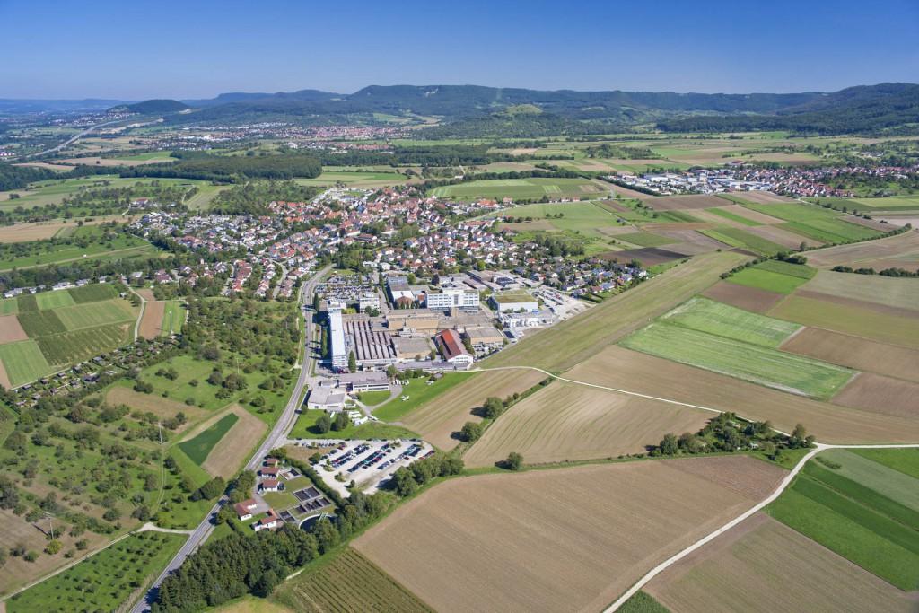 Flugplatz Nabern/Teck – © Luftbildagentur Bodenbender