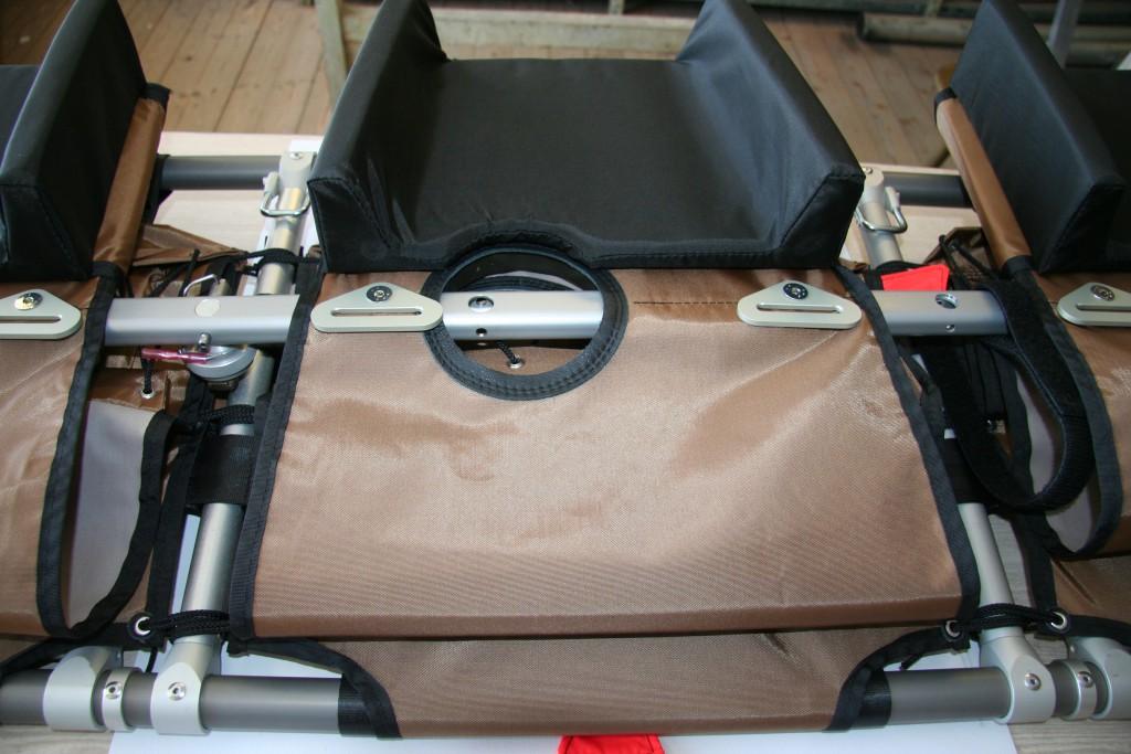 Herstellung Montage Sitz Heli 1000