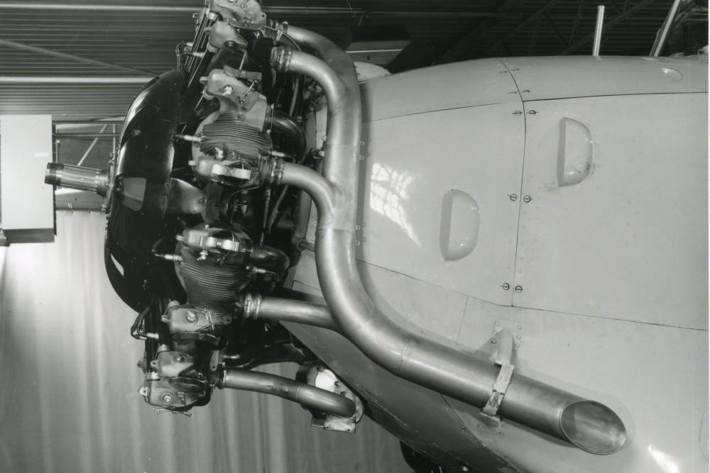 Sonderanfertigung Ju 52 Abgasanlagen