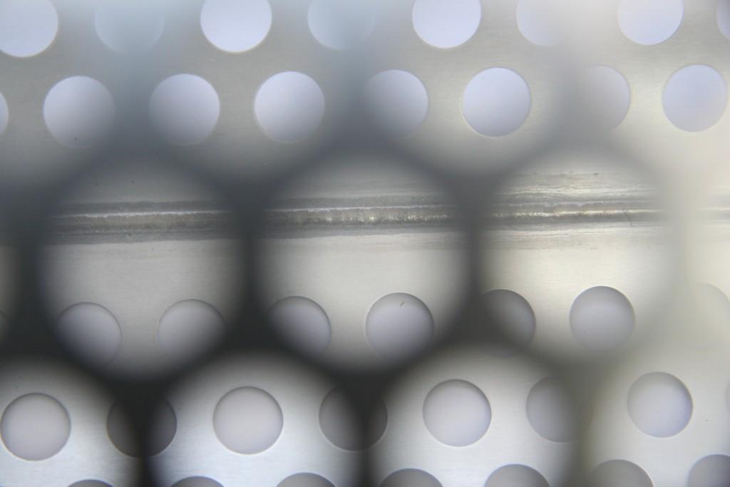 Herstellung Handweißnaht Aluminium